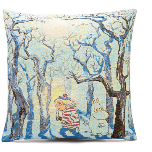Gobelin Cushion Cover Midwinter 35 x 35 cm - .