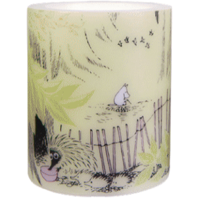 Moomin Candle In The Wild large - .