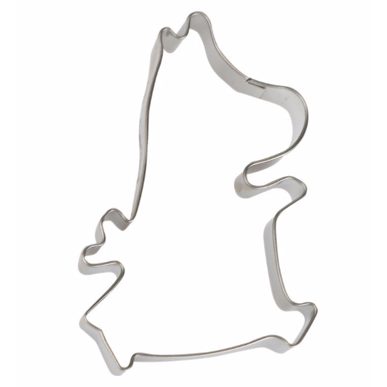 Cookie Cutter M Moominmamma - .