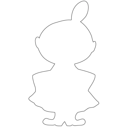 Cookie Cutter M Little My - .