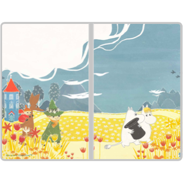 Card Holder Autumn Walk - .