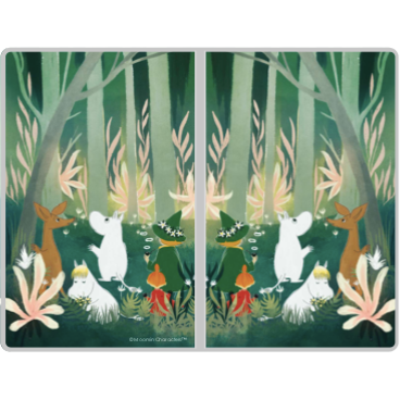 Card Holder Enchanted Forrest - .