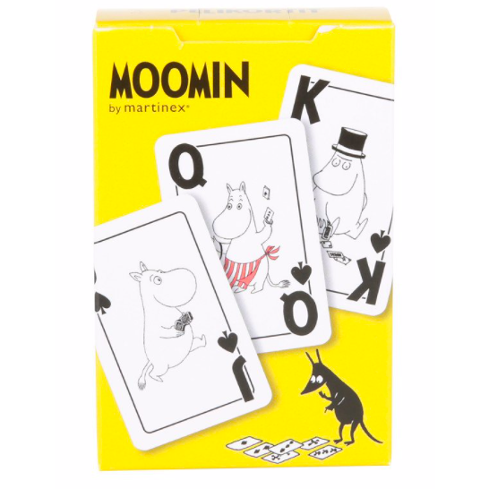 Moomin Playing Cards - .