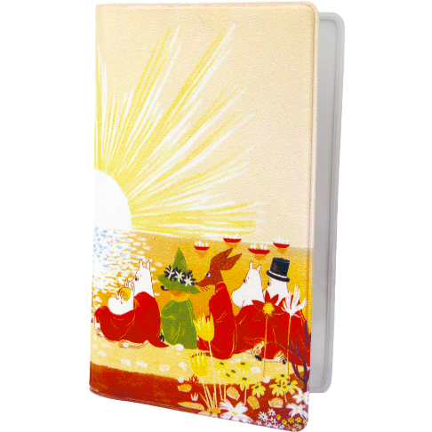 Card Holder Sunset - .