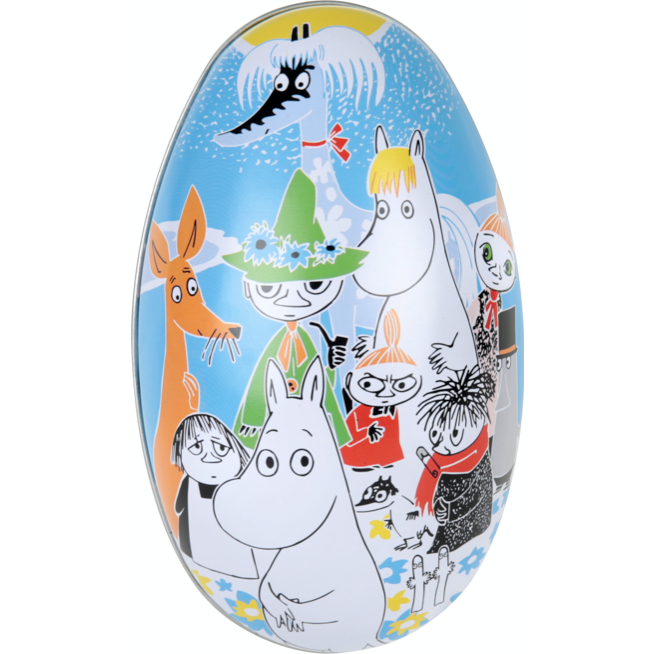 Moomin Summer Day Easter Egg - .