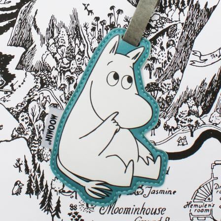 Moomin Luggage Tag - .