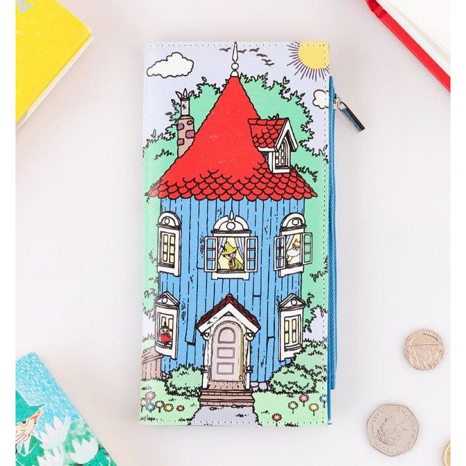 Moomin House Wallet - .
