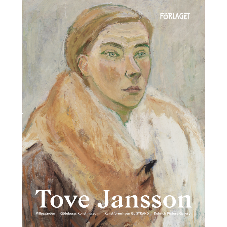 Tove Jansson Exhibition Catalogue
