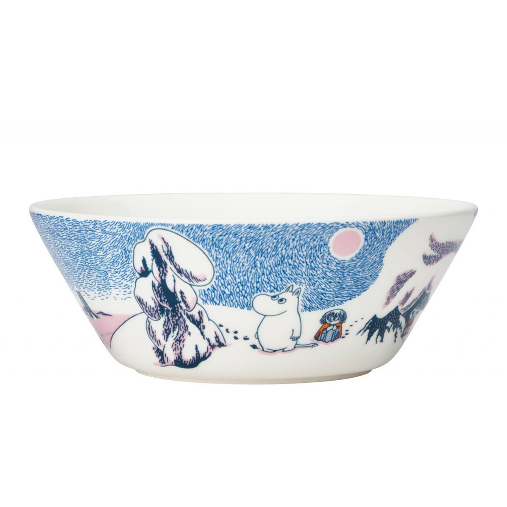 Moomin Bowl Crown Snow-load Seasonal 2019 - .