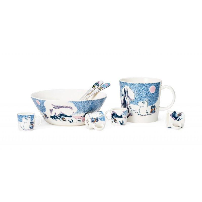 Moomin Mug Crown Snow-load Seasonal 2019