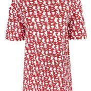 Moomin Family Tee Shirt Dress - .