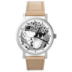 Wristwatch L Moominpappa Reading