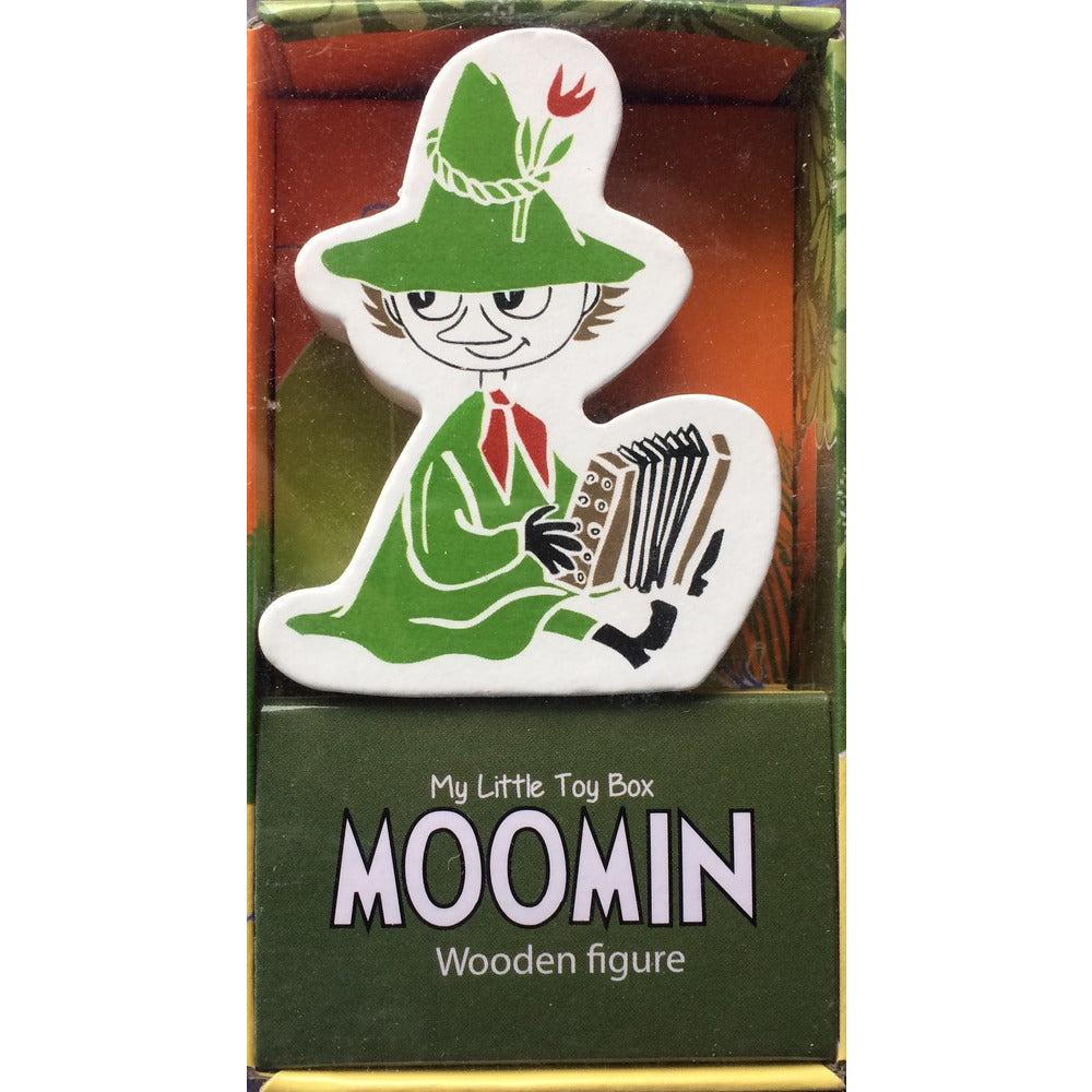 Wooden Figurine Small Snufkin