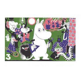 Poster Moomintroll Comic 3 small - .