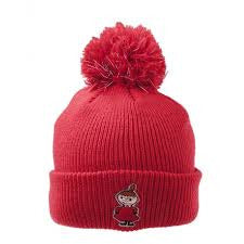 Little My Reflective Beanie Red - .