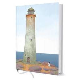 Moomin Hardback Notebook #oursea The Lighthouse - .