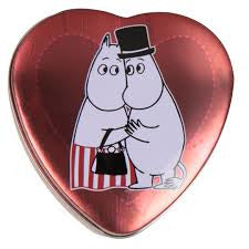 Moomin Heart Tin Hug - .