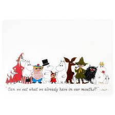 Moomin Placemat Moomin Family - .