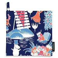 Pot Holder Magic Moomin Blue - .