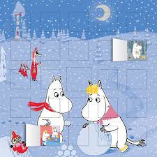 Moomin Advent Calendar - .