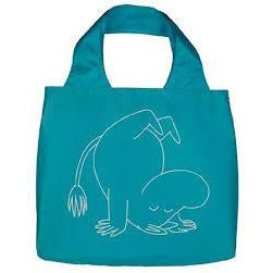 Eco Carrybag Moomin Turquoise - .