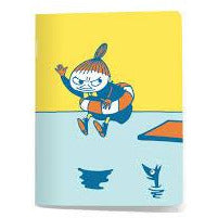 Moomin Mini Notebook #oursea Little My - .
