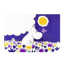 Moomin Placemat Moomin Butterfly