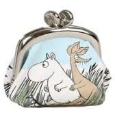 Moomintroll Coin Purse
