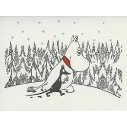 Greeting Card Winter - .