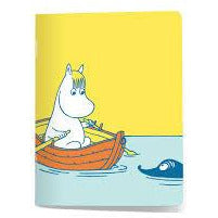 Moomin Mini Notebook #oursea Snorkmaiden - .