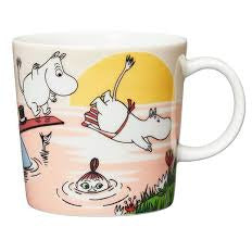 Moomin Summer Mug 2019 Evening Swim