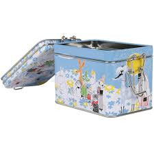 Moomin Summer Day Tea Tin - .