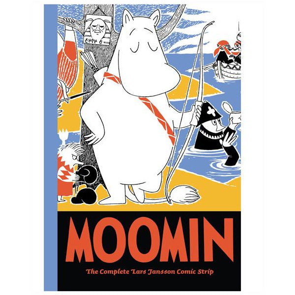 Moomin: The Complete Lars Jansson Comic Strip, Vol. 7 - .