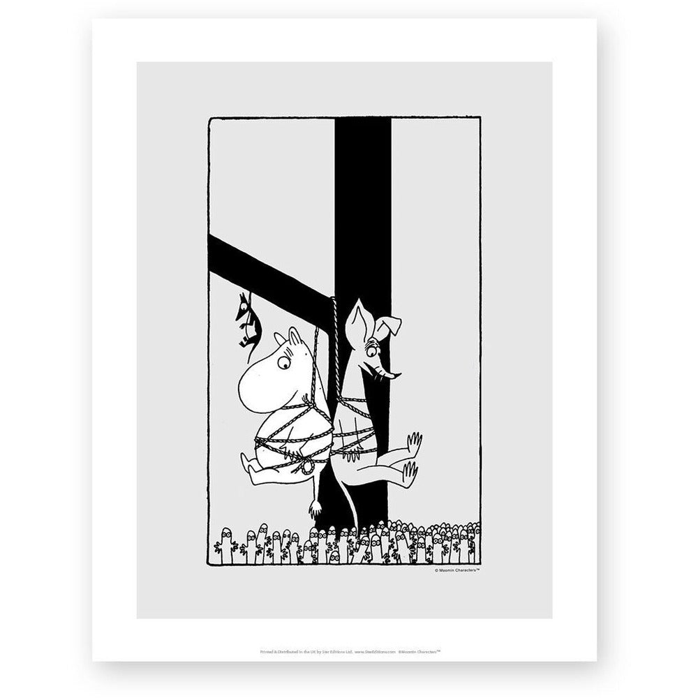 Art Print Hang In There - .