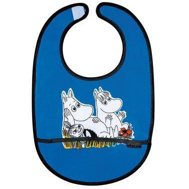 Bib PVC Coated Blue - .
