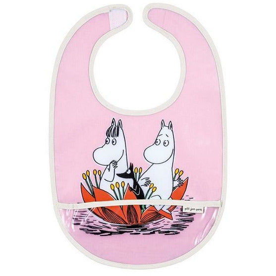 Bib PVC Coated Pink - .
