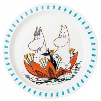Children's Plate Melamine - .