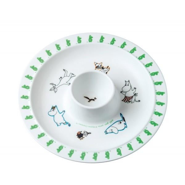 Children's Egg Cup Melamine - .