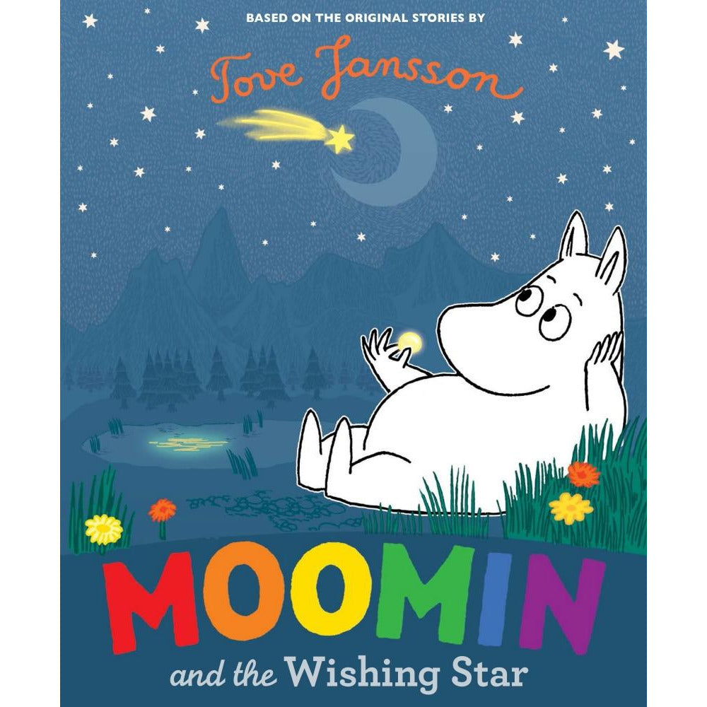 Moomin and the Wishing Star - .