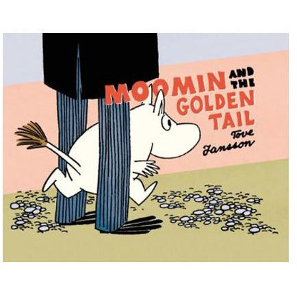 Colour Comic Book Moomin And The Golden Tail - .