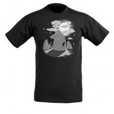 Moomin T-Shirt The Groke - .