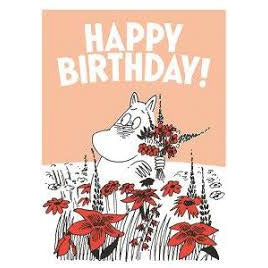 Happy Birthday Greeting Card - .