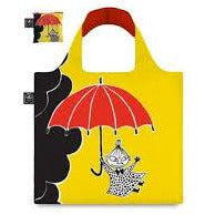 Eco Carrybag Multicolour Little My With Umbrella - .
