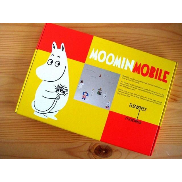 Flensted Moomin Mobile family - .