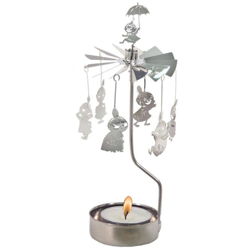 Rotary Candle Holder Little My - .