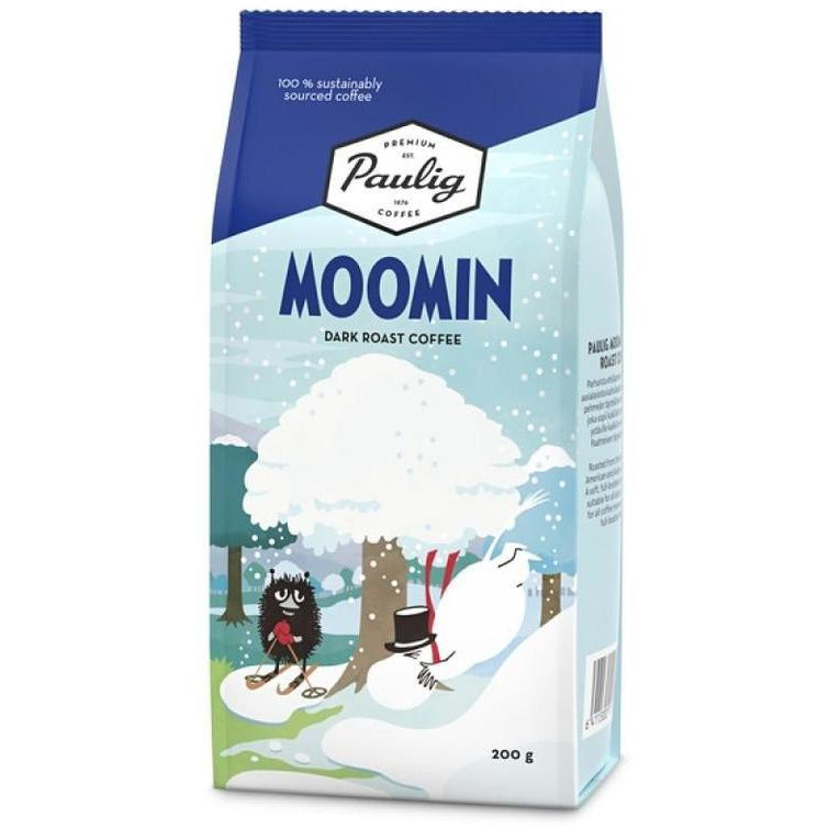 Moomin Coffee Dark Roast Winter - .
