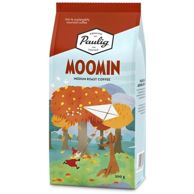 Moomin Coffee Medium Roast Autumn - .