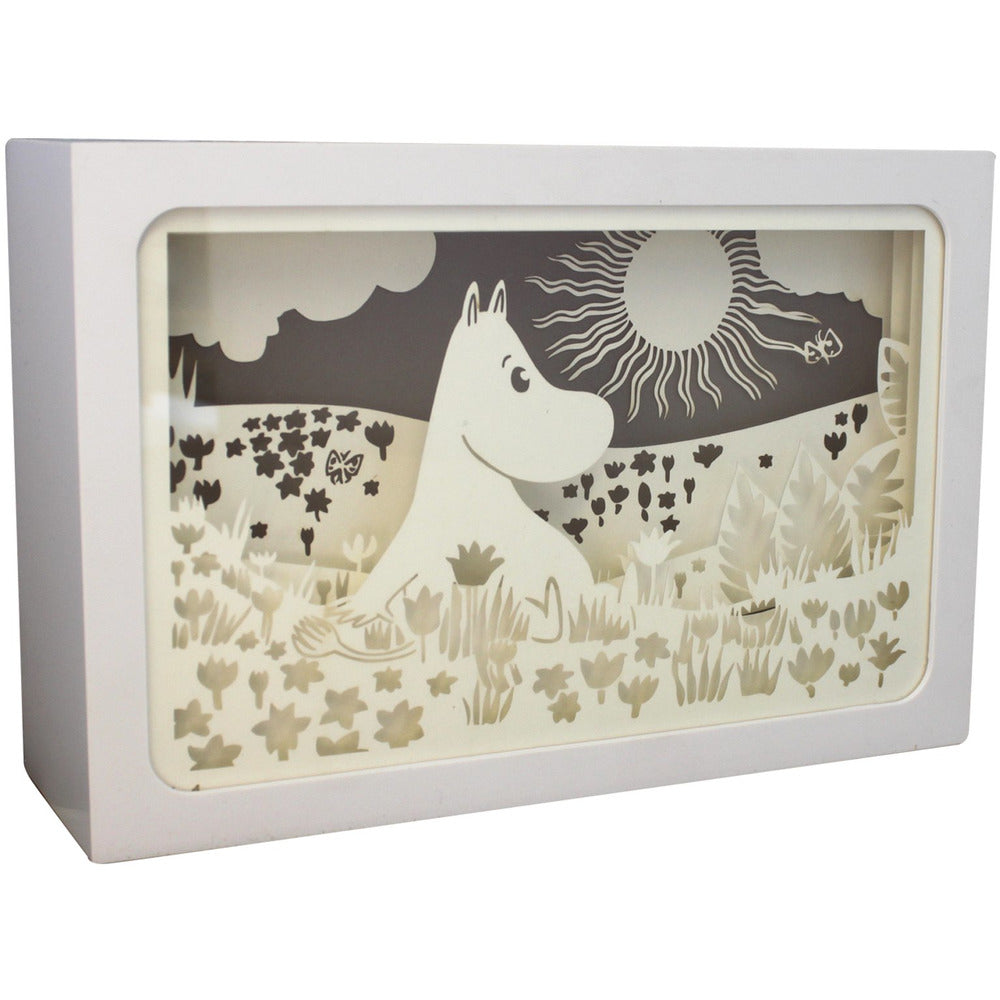 Moomin Field Shadow Box - .