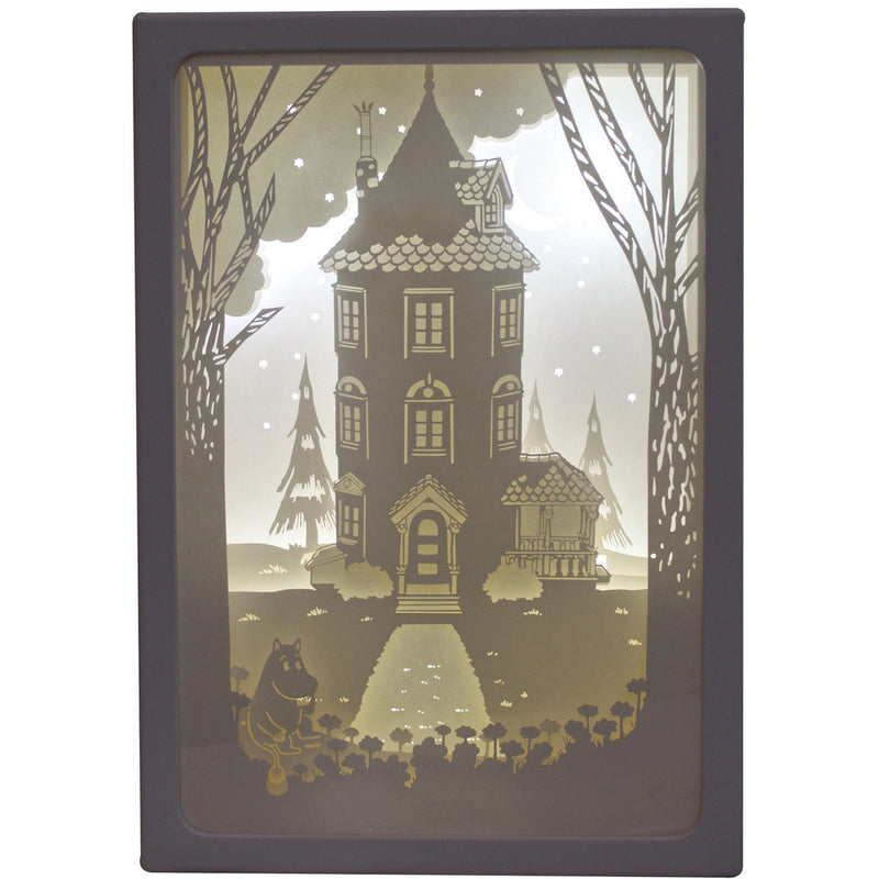 Moomin Shadow Box large Night - .