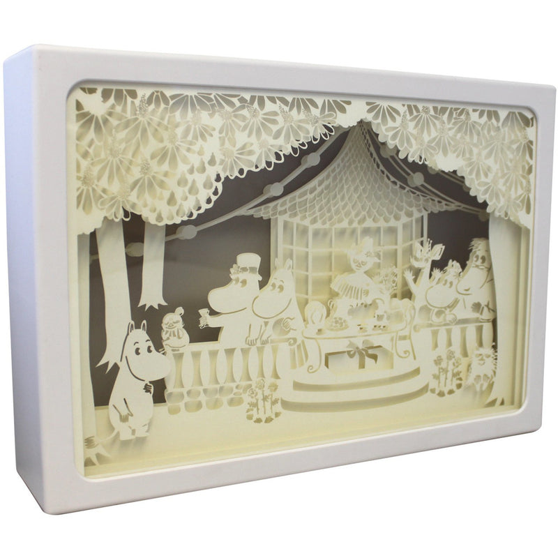 Moomin Shadow Box large Party - .